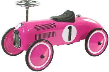 Loopauto Fuchsia - Roze - Retro Roller